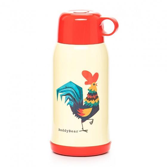 Bình giữ nhiệt BeddyBear 630ml họa tiết con gà RT101-630-GA
