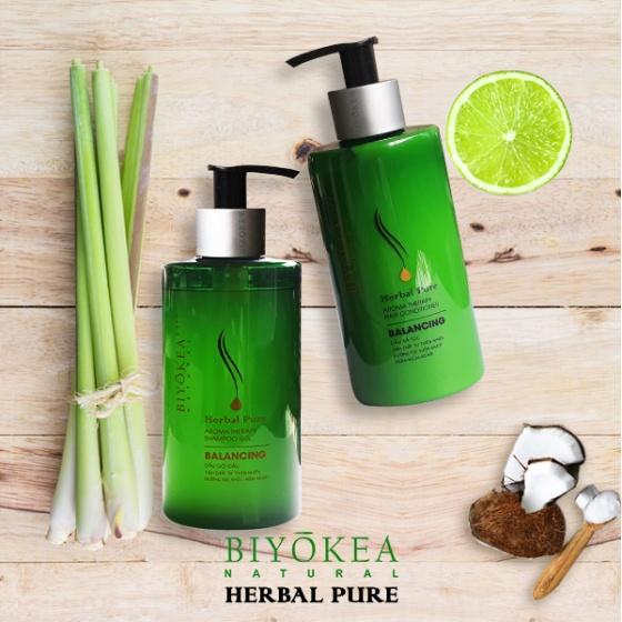 Herbal pure - dầu xả Balancing 320ml