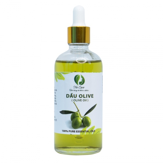Dầu Olive nguyên chất NuCare 50ml