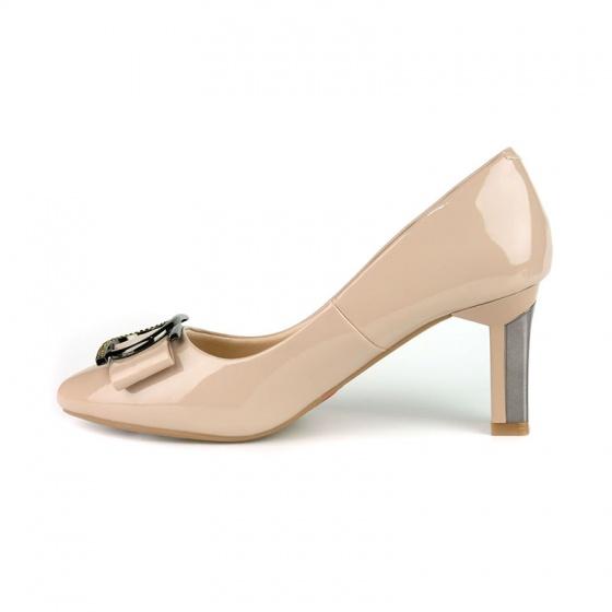 Giày cao gót êm chân Sunday CG42 hồng