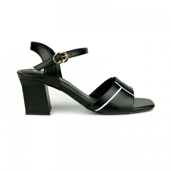 Sandal đế vuông êm chân Sunday DV58 đen