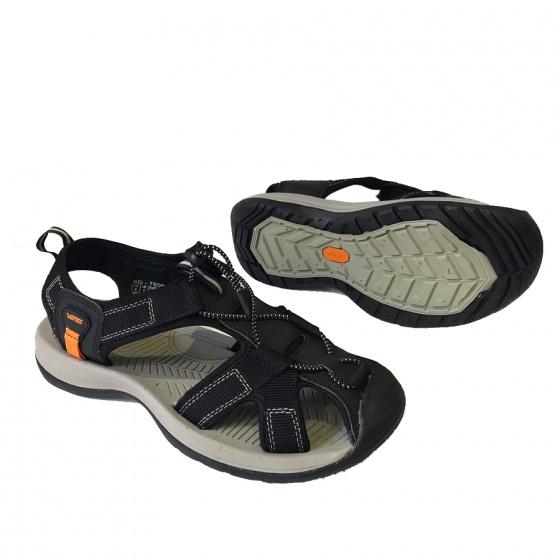 Giày sandal bít mũi hiệu Vento mã số NV7606B xuất Nhật