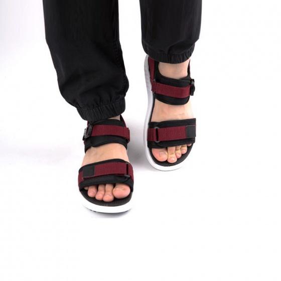 Giày sandal couple nam nữ hiệu Vento mã số NB01R đế siêu nhẹ