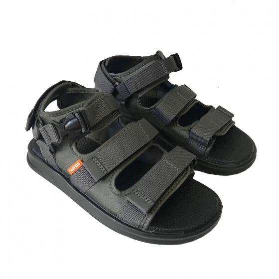 Giày sandal couple nam nữ hiệu Vento mã số NB03G đế siêu nhẹ