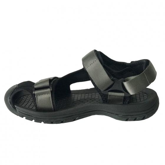Giày sandal nam bít mũi hiệu Rova mã số RV25G