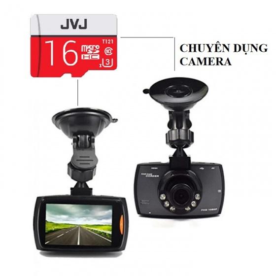 (Combo - chuyên dụng cho Camera) 2 thẻ nhớ JVJ Micro SDHC Pro 16G C10