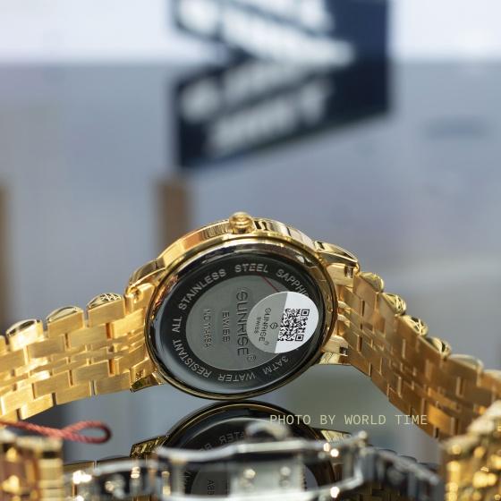 Đồng hồ nam Sunrise 1146SA chính hãng (full box + thẻ bảo hành 3 năm) kính sapphire