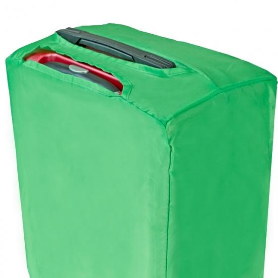 Túi bọc vali vải dù Trip size S xanh lá