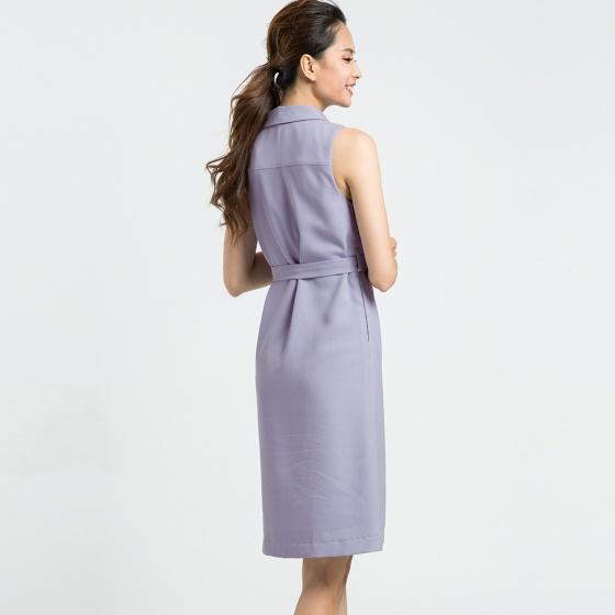 Đầm blazer Hity DRE078 (tím violet)