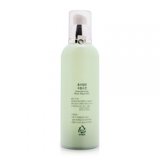Nước hoa hồng Skylake Oriental Herb Hosu Aqua Skin 120ml