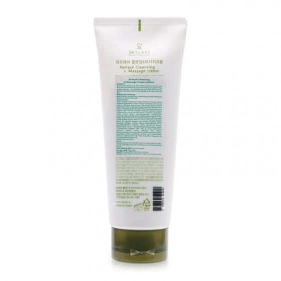 Kem massage làm sạch da Skylake Refresh Cleansing  and Massage Cream 200ml