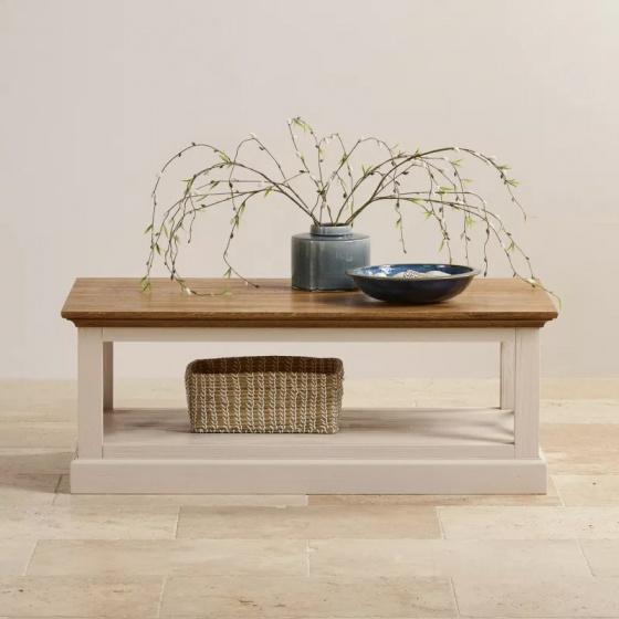 Bàn sofa Sark gỗ sồi