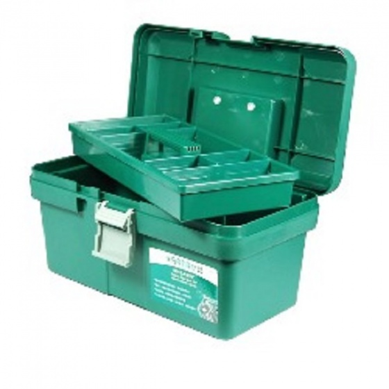 Hộp đồ nghề nhựa sata 16 inch - sata 95162