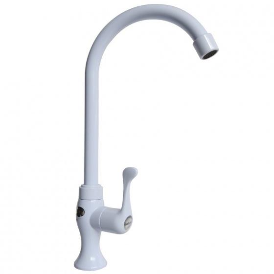 Vòi rửa chén lạnh nhựa ABS Eurolife EL-VCT02 (trắng)