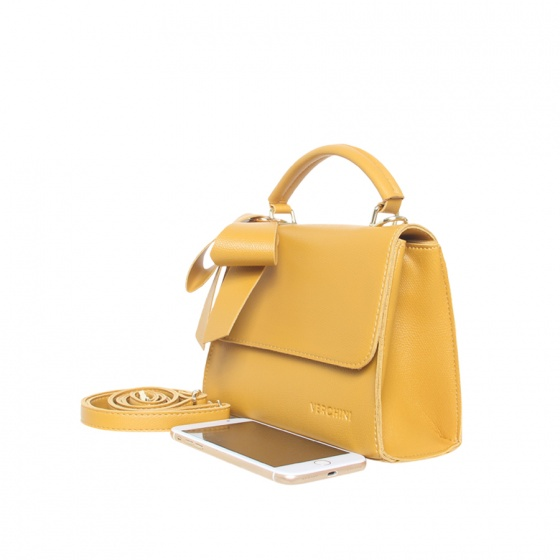 Túi thời trang Verchini màu vàng 13001802