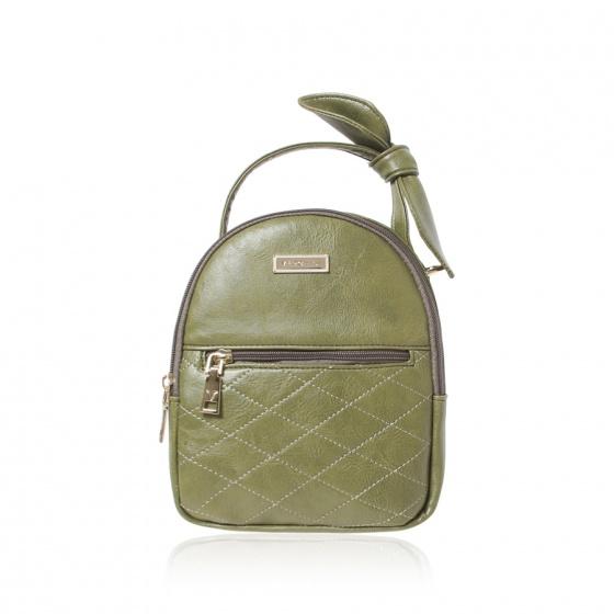 Balo thời trang Verchini màu xanh lá mạ  13001657