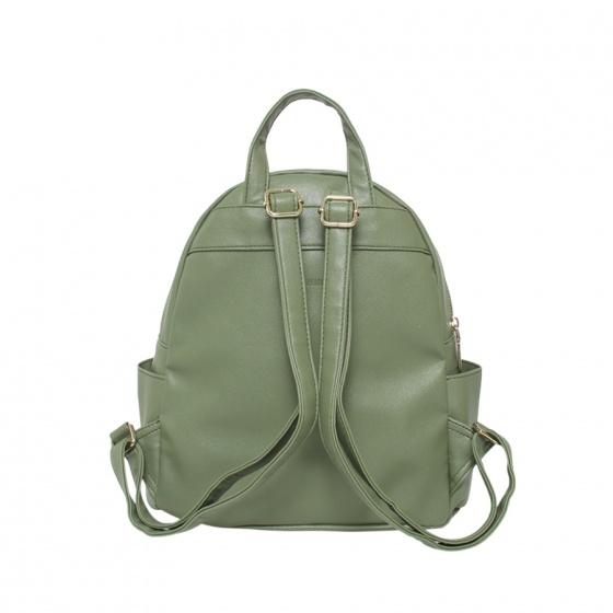 Balo thời trang Verchini màu xanh rêu 13001577