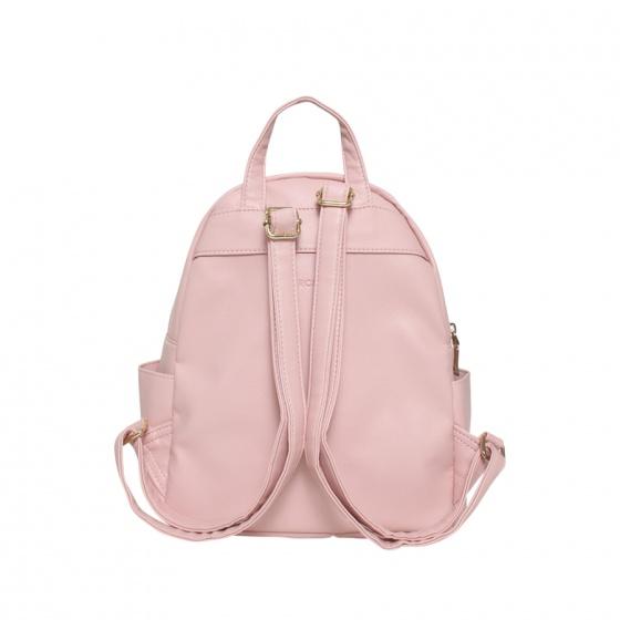 Balo thời trang Verchini màu hồng phấn (gân) 13001578