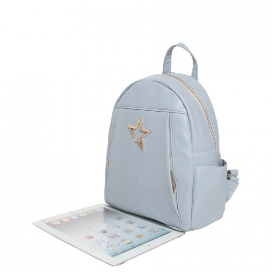 Balo thời trang Verchini màu xanh nhạt 13001586