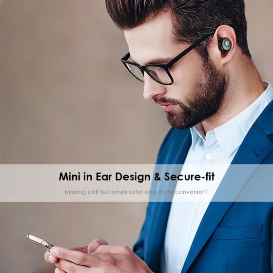 Tai nghe Bluetooth Borofone 4.1 BE8, BE-8
