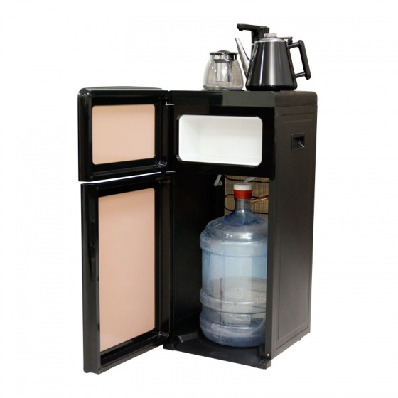 Cây nước nóng lạnh bàn trà, bình âm fujie wd1170c