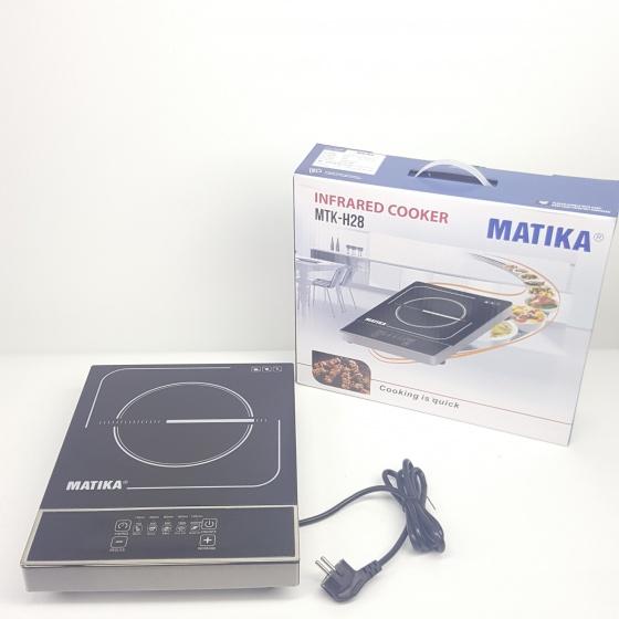 Bếp hồng ngoại Matika MTK-H28 - hàng chính hãng