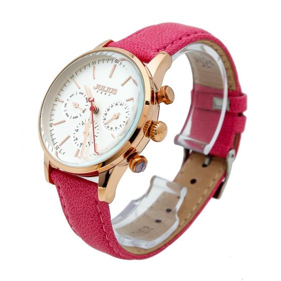 Đồng hồ nữ Julius JA-862 JU1066 chạy 6 kim