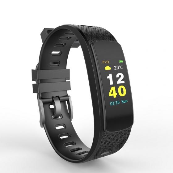 Vòng đeo tay thông minh theo dõi sức khỏe iWOWN i6 HRC