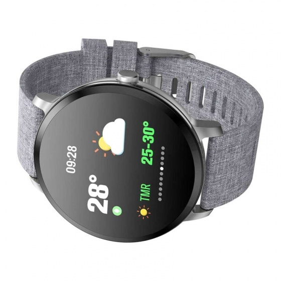 Đồng hồ thông minh COLMI V11 theo dõi sức khỏe