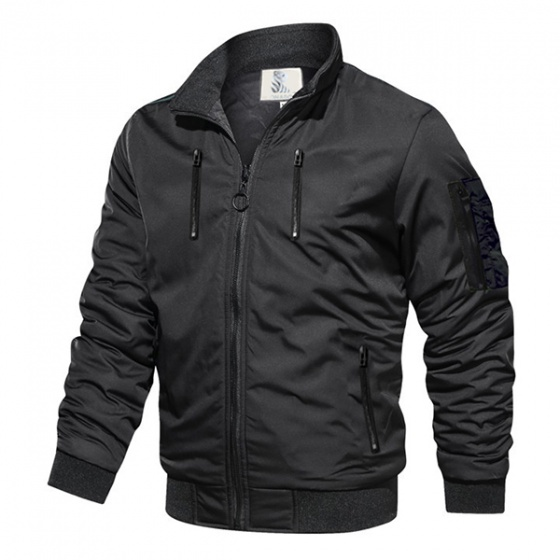 Áo khoác dù chống thấm nước 2 lớp cao cấp Bonado AK34 - rêu, đen, xanh đen