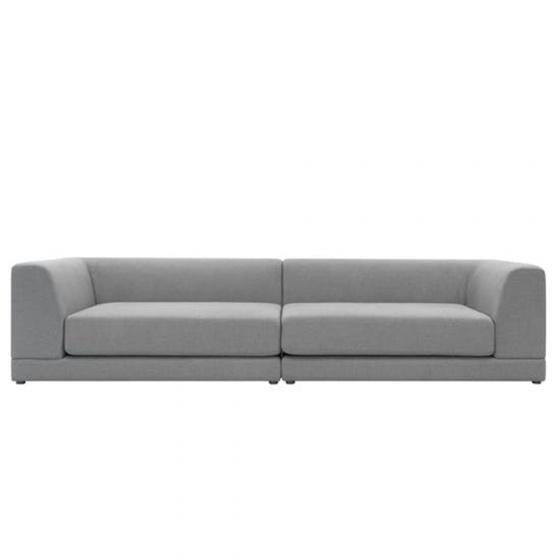 Sofa băng Abby 3 chỗ 220x115x73 cm