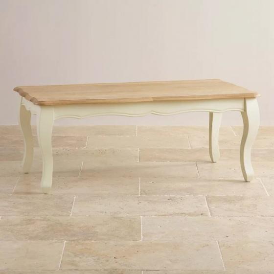 Bàn sofa Skye gỗ sồi