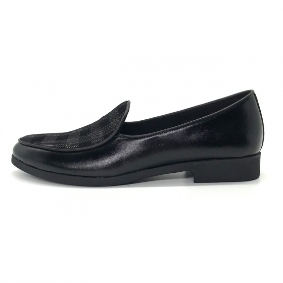 Giày tây nam loafer da bò cao cấp Lucacy LC235CR