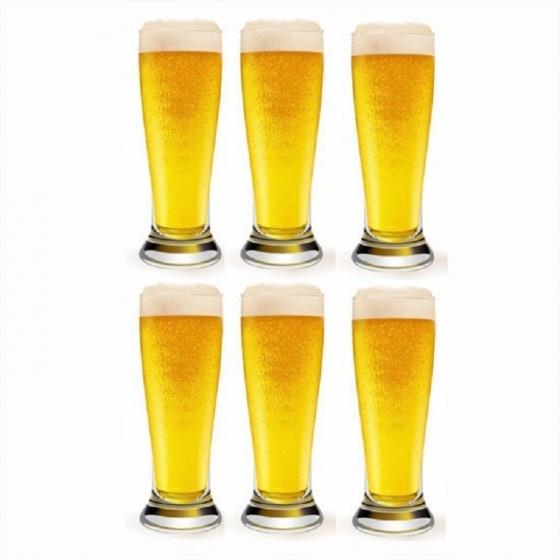 Bộ 6 ly bia thủy tinh 285ml Luminarc Brasserie-G8251-1465987