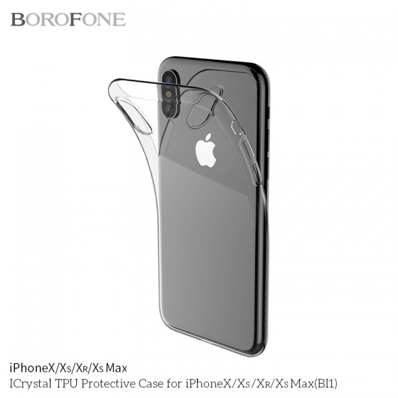 Ốp lưng trong Iphone Borofone XS BI1