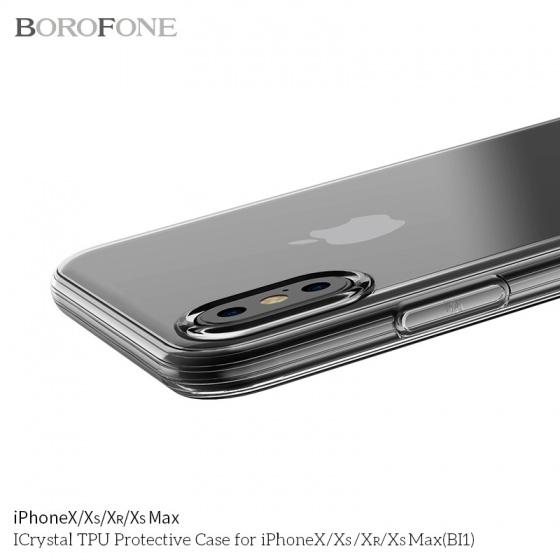 Ốp lưng trong Iphone Borofone  XS Max BI1