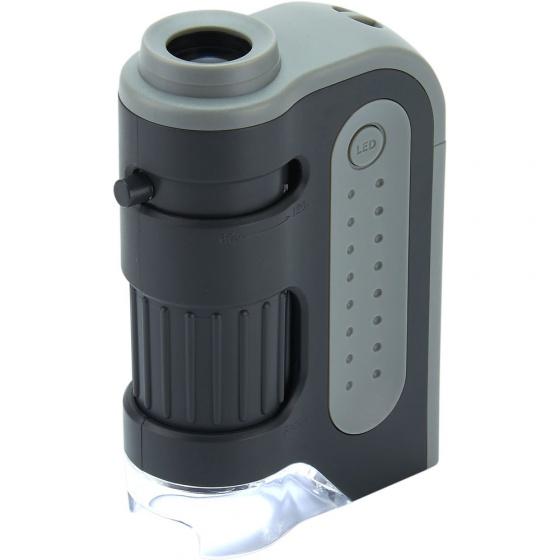 Kính hiển vi bỏ túi đa năng Carson MICROBRITE PLUS MM-300 (Phóng đại 60-120x) - hàng chính hãng