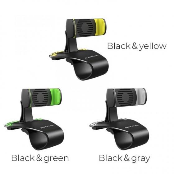 Giá đỡ điện thoại xe hơi Borofone BH16