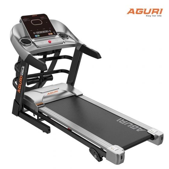 Máy chạy bộ điện Aguri AGT - 106LE màn hình led đẹp, hiện đại
