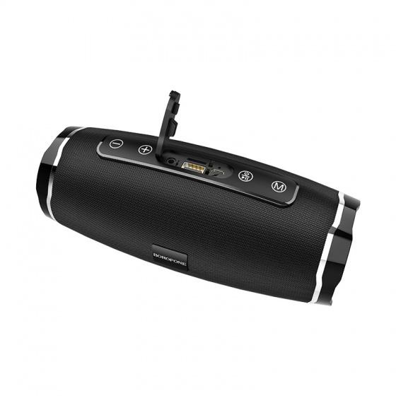 Loa không dây Borofone BR3, Bluetooth 5.0, pin 1200mah, nghe nhạc, hỗ trợ thẻ nhớ USB
