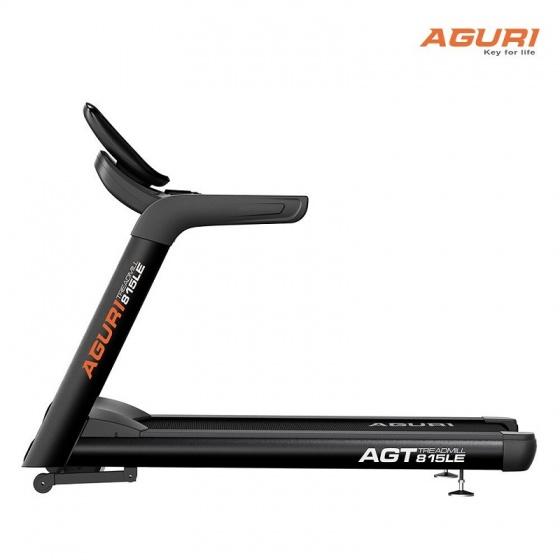 Máy chạy bộ điện cao cấp Aguri AGT 815LE - máy chạy bộ phòng tập gym cao cấp