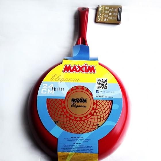 Chảo Maxim 24 Eleganza Red 12508