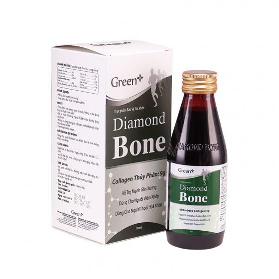 Collagen thủy phân Diamond Bone - giúp bổ xương khớp, chống loãng xương và mau lành gãy xương