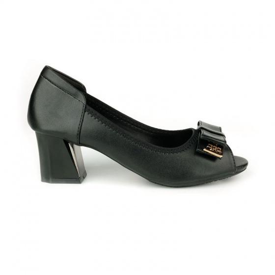 Giày cao gót êm chân Sunday CG46 đen