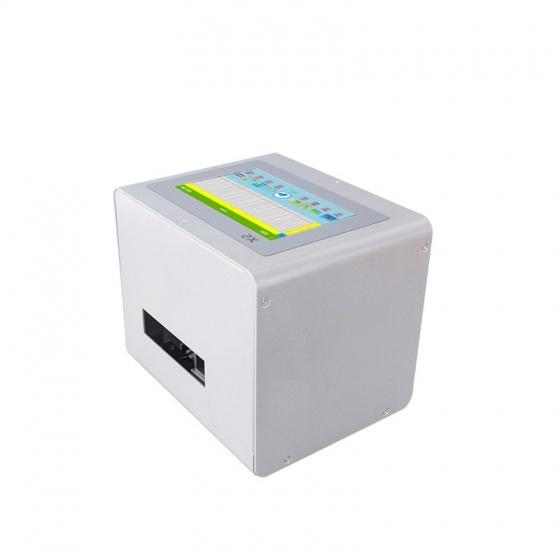 Máy in date mini in hạn sử dụng, in logo, in mã vạch, QR trên mọi chất liệu Promax Somrt X2