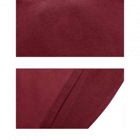 Áo khoác nỉ nam chống gió lạnh thu đông 3 màu đen, đỏ, xanh đen Dokafashion N-V02