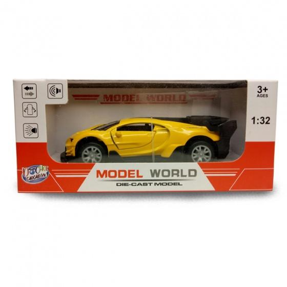 Xe mô hình Bugatti Yasini F1114-1M