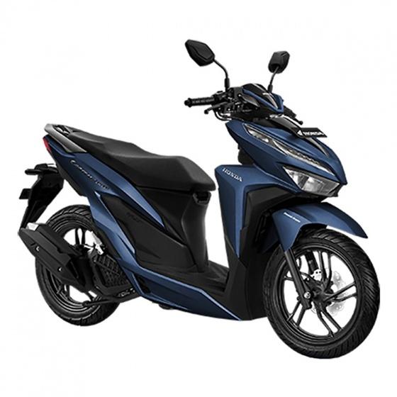 Xe máy Honda Vario 125 - hàng nhập khẩu - xanh nhám