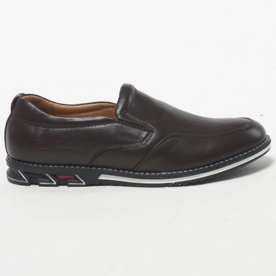 Giày da nam Pierre Cardin PCMFWLD309BRW màu nâu