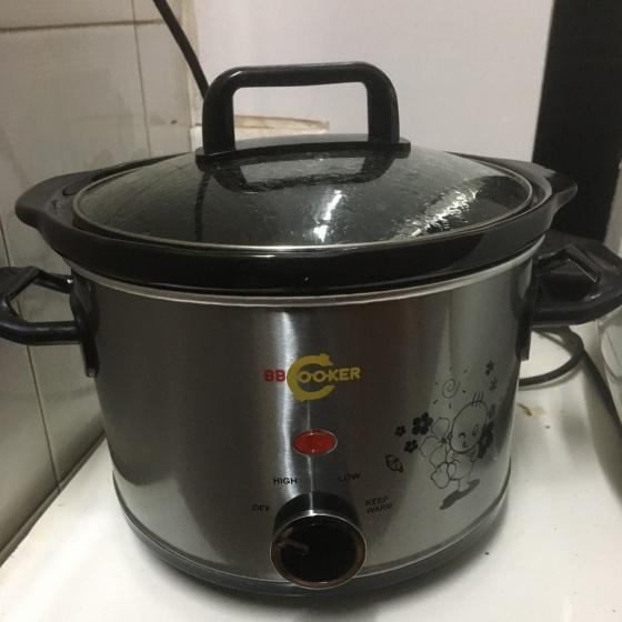 Nồi nấu cháo Hàn Quốc cho bé 2.5L Bbcooker
